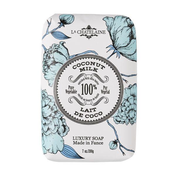 La Chatelaine La Chatelaine Coconut Milk Luxury Soap
