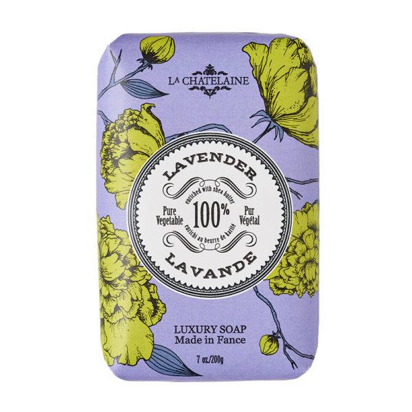La Chatelaine La Chatelaine Lavender Luxury Soap