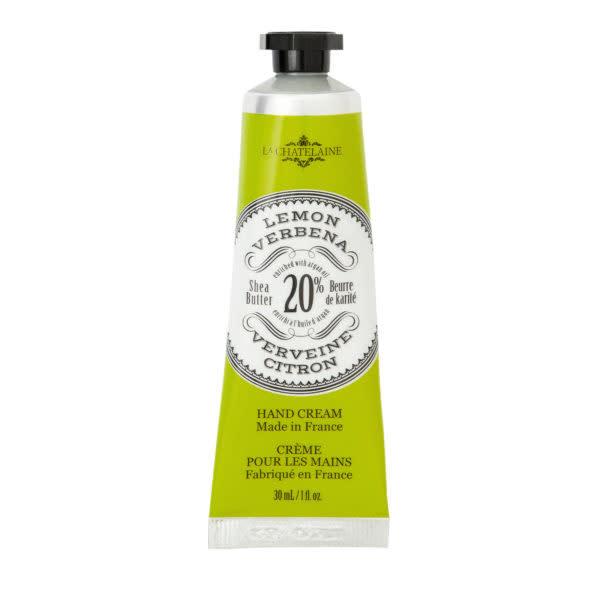 La Chatelaine La Chatelaine Lemon Verbena Hand Cream 1oz
