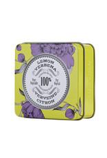 La Chatelaine La Chatelaine Lemon Verbena Travel Tin Soap