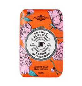 La Chatelaine La Chatelaine Wild Orange Blossom Luxury Soap