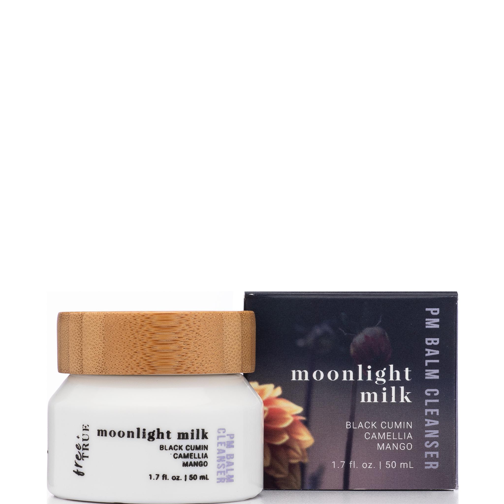 free + TRUE free + TRUE Moonlight Milk Balm Cleanser