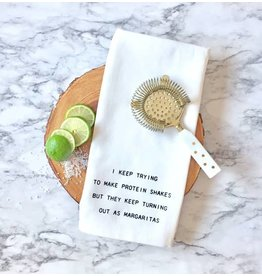 Dev D + Co Dev D + Co Margaritas Tea Towel