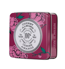 La Chatelaine La Chatelaine Cherry Almond Travel Tin Soap (SALE10)