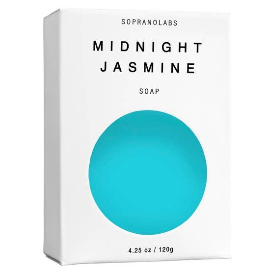 Soprano Labs Soprano Labs Midnight Jasmine Vegan Soap