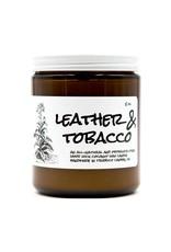 Birdbath BirdBath Leather & Tobacco 8oz Candle