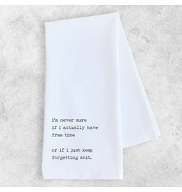 Dev D + Co Dev D + Co Free Time Tea Towel