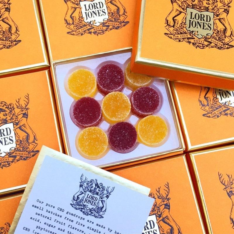 Lord Jones Lord Jones Old Fashioned CBD Gumdrops