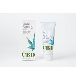 SoulSpring SoulSpring Soothing CBD Hand Cream