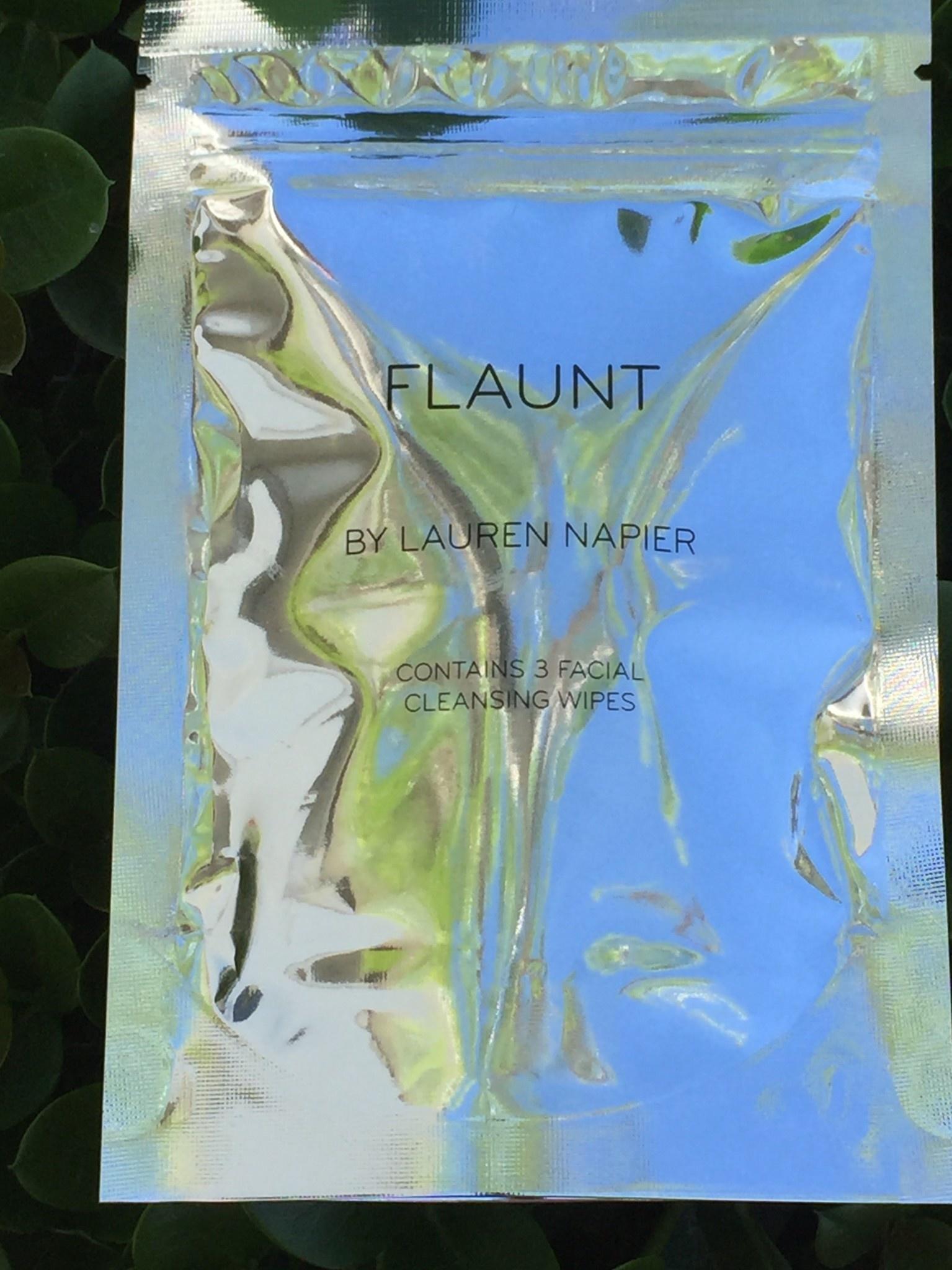 Lauren Napier Flaunt by Lauren Napier 3 count