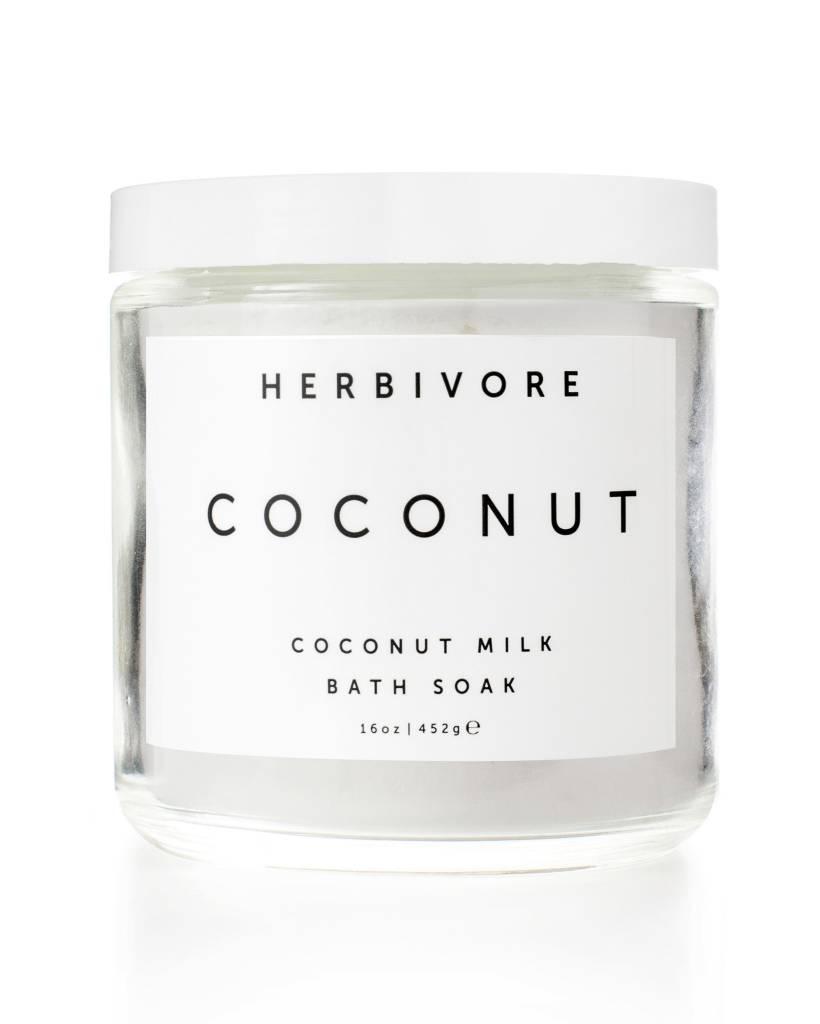 Herbivore Botanicals Herbivore Botanicals Bath Soak Coconut 16oz
