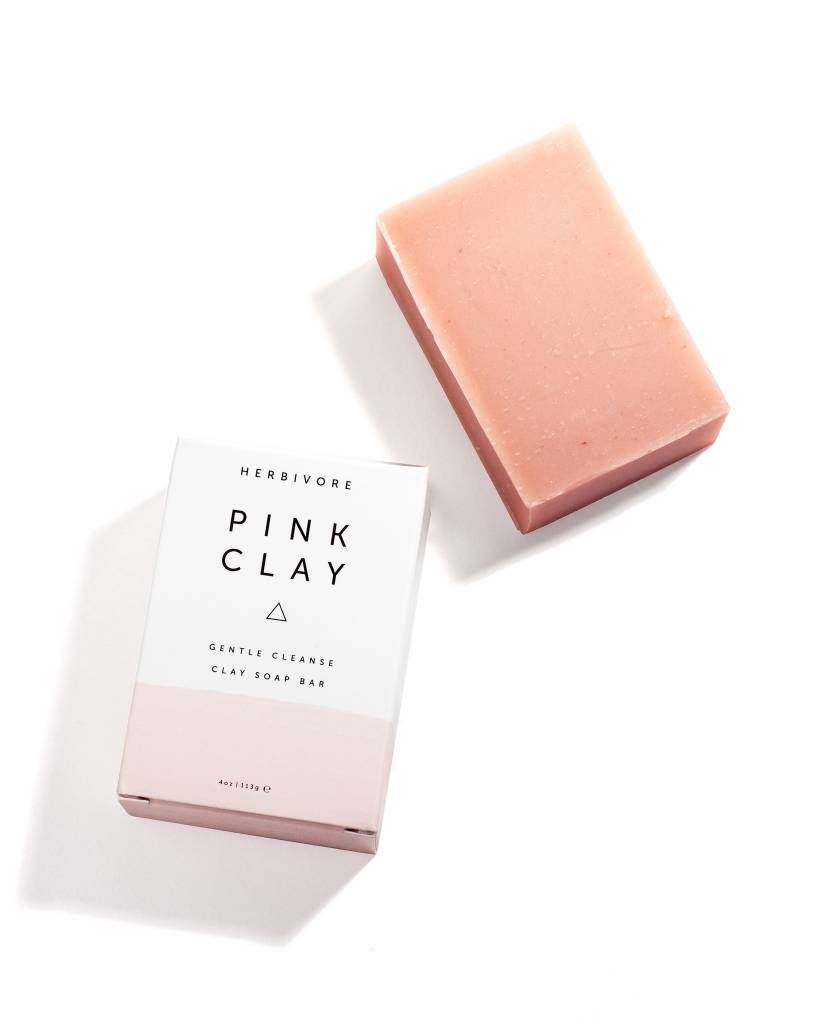Herbivore Botanicals Herbivore Botanicals Soap Pink Clay