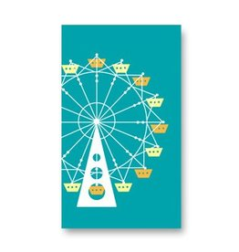 Rock Scissor Paper Rock Scissor Paper Ferris Wheel - Enclosure Card