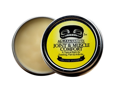 Always Native Always Native Joint & Muscle Balm