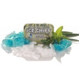 Ice Chips Candy Ice Chips Therapeutic Menthol