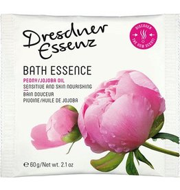Dresdner Essenz Dresdner Bath Essence Peony/Jojoba Oil