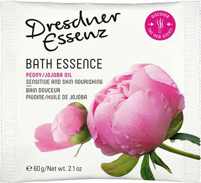 Dresdner Essenz Dresdner Bath Essence Peony/Jojoba Oil