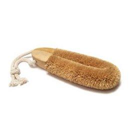 """Merben Merben 6 1/2"""" Coconut Foot Brush"""