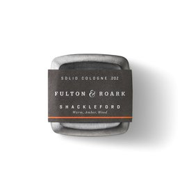 Fulton & Roark Fulton & Roark Shackleford Solid Cologne