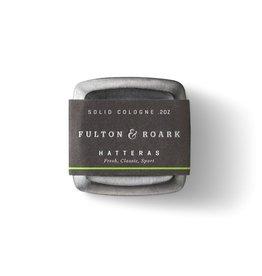 Fulton & Roark Fulton & Roark Hatteras Solid Cologne