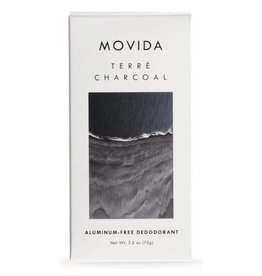 Movida Movida Natural Charcoal Deodorant
