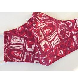 Bayside Masks Bayside Masks Reyn Spooner 10 (red)