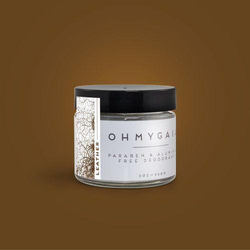 Ohmygaia OhMyGaia Deodorant Leather