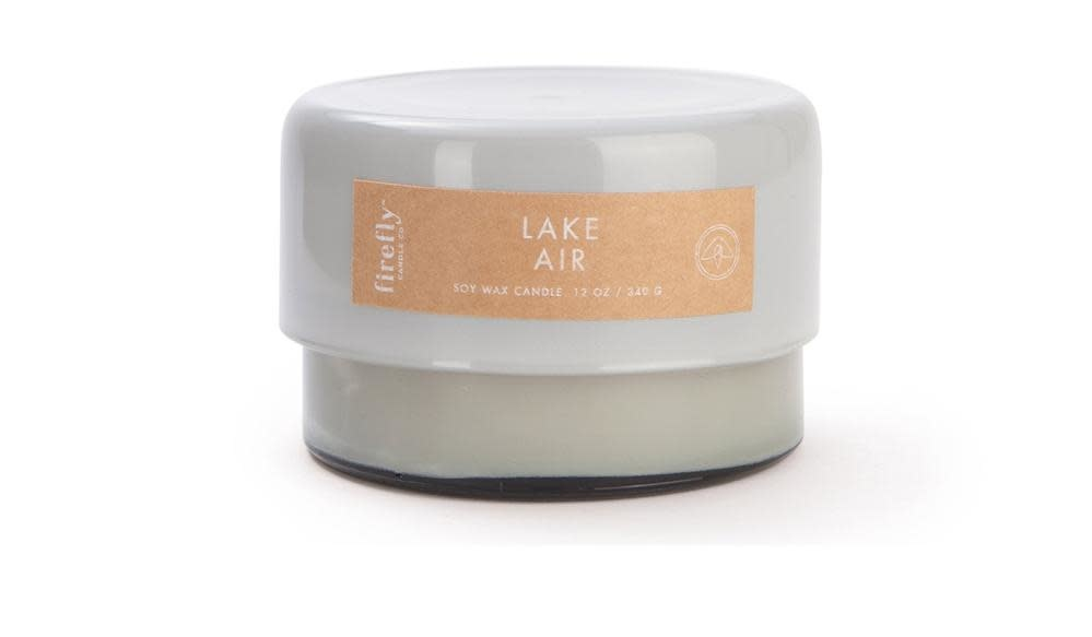 Firefly Candle Co Firefly Botany Collection Lake Air Candle