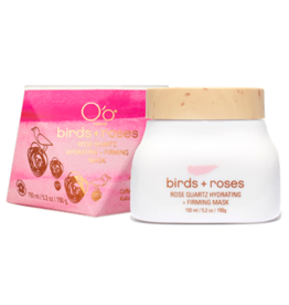O'o Hawaii O'o Hawaii Bird+Roses Firming Mask