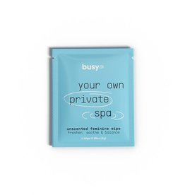 busy co busy co calm feminine wipe