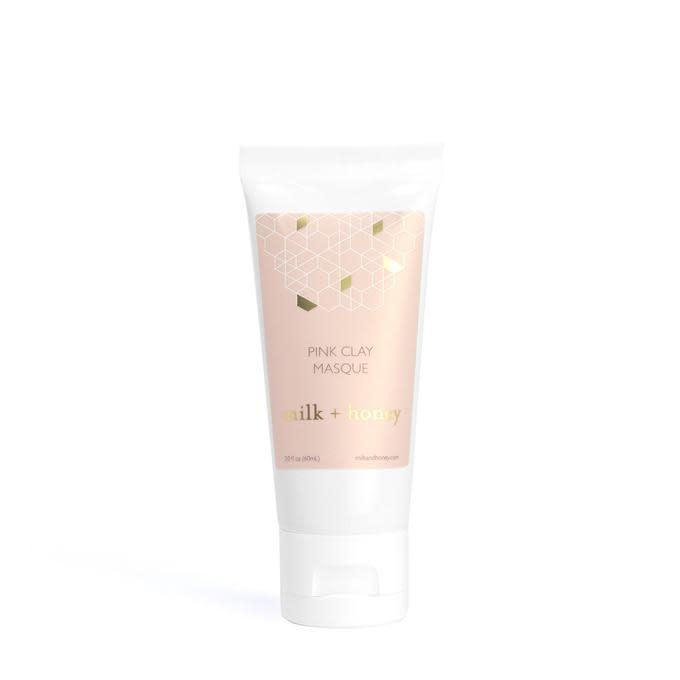 milk+honey milk+honey Pink Clay Masque