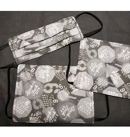 Snori Dori Design 6 Ft  Mother Fucker Mask