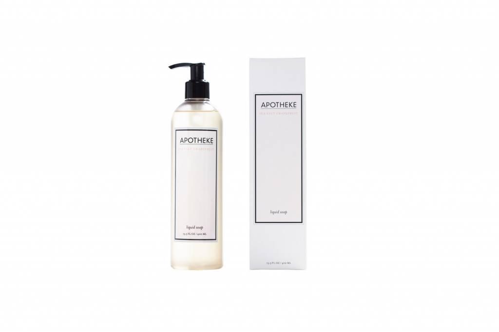 Apotheke Apotheke Sea Salt Grapefuit Liquid Soap (SALE 50)