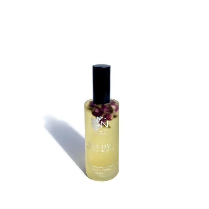 Native Nectar Botanicals Native Nectar Botanicals Wild Rose Body Oil