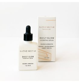 Native Nectar Botanicals Native Nectar Botanicals Daily Glow Face Serum