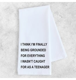 Dev D + Co Dev D + Co Grounded Tea Towel