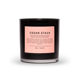 Boy Smells Boy Smells Candle Cedar Stack