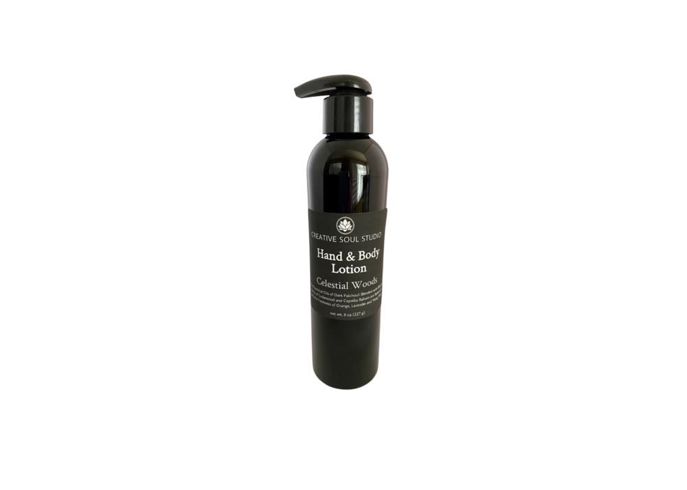 Creative Soul Studio Creative Soul Studio Celestial Woods Lotion