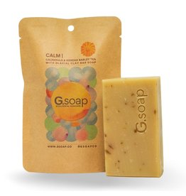 G.soap G.soap CALM Bar Soap