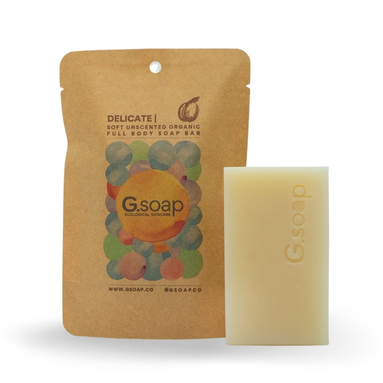 G.soap G.soap DELICATE Soap Bar