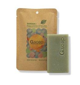 G.soap G.soap GARDEN Moisturizing Bar Soap