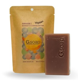 G.soap G.soap GRASSE Moisturizing Bar Soap