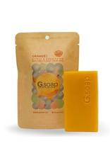 G.soap G.soap ORANGE Moisturizing Bar Soap