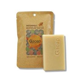 G.soap G.soap PATCHOULI Moisturizing Bar Soap