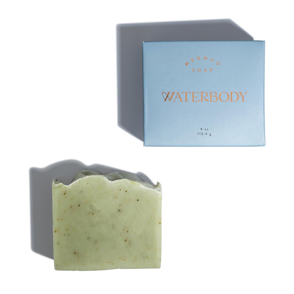 Waterbody Waterbody Mermud Bar Soap