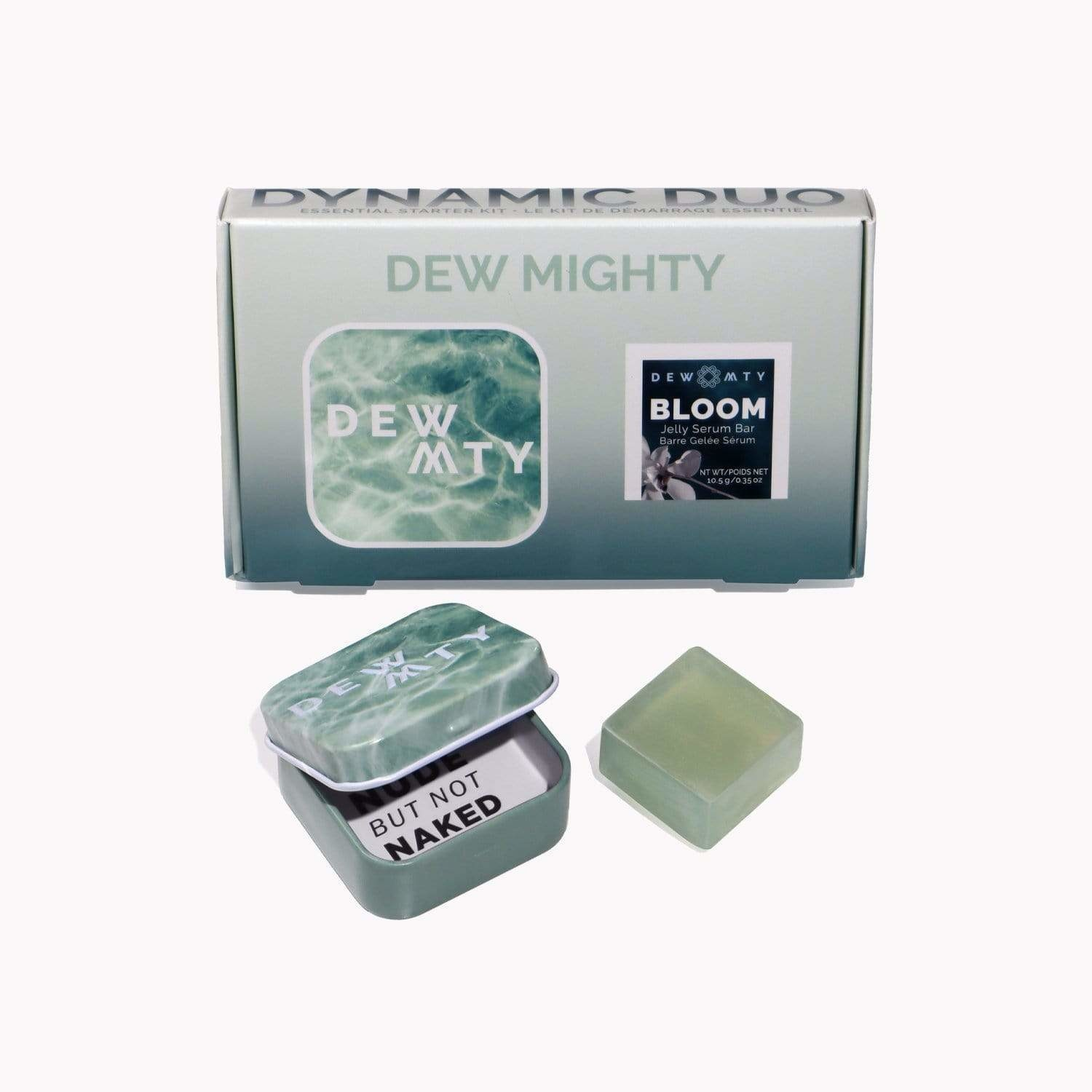 Dew Mighty Dew Mighty Bloom Jelly Serum Bar (Water)