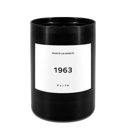 Fvith Fvith 1963 Candle