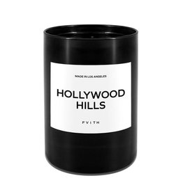 Fvith Fvith Hollywood Hills Candle