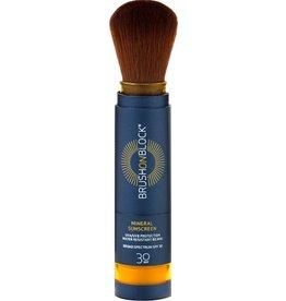 Brush on Block Brush On Block Broad Spectrum SPF30 Mineral Powder Sunscreen