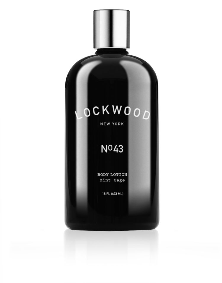 Lockwood New York Lockwood NY No.43 Mint Sage Body Lotion